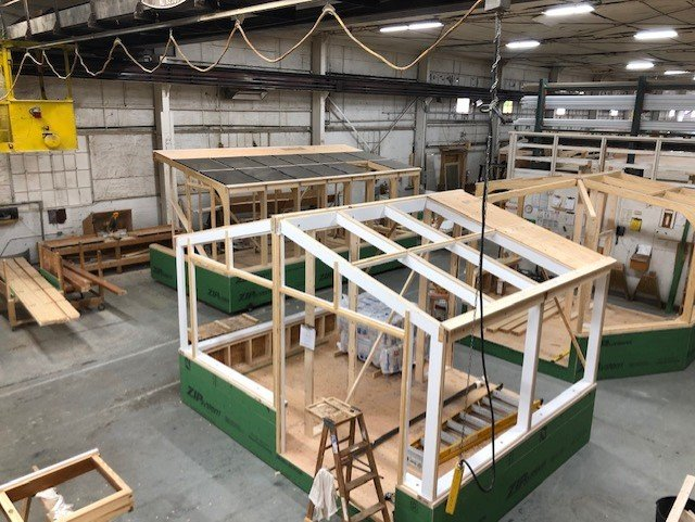 Schedule a Brady-Built Sunroom Factory Tour - See How are Solariums are Constructed