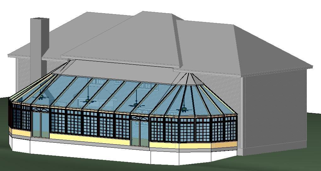 Brady-Built Custom-Designs and Custom-Builds Every Sunroom and Solarium
