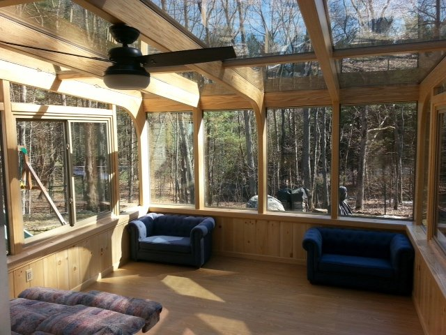 CT Add a Four Season Sunroom Addition to Create More Space and Add Value