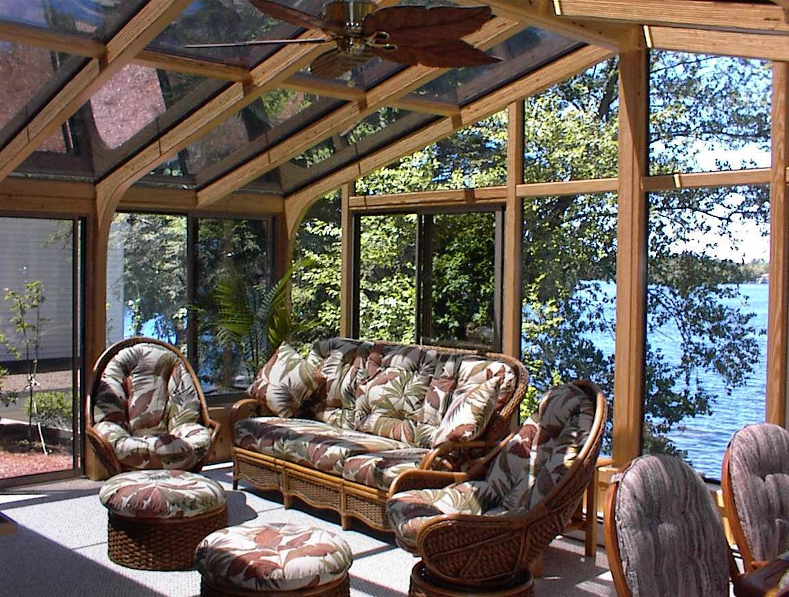 MA Add a 4-Season Gable-Style Sunroom Addition