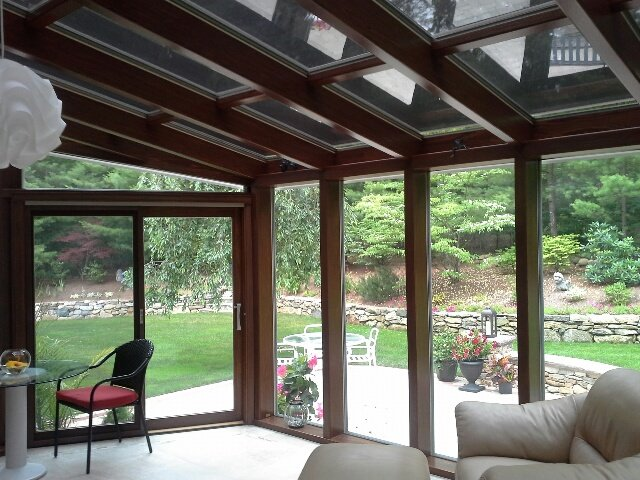MA Add a Custom-Designed Garden-Style All-Season Solarium Addition