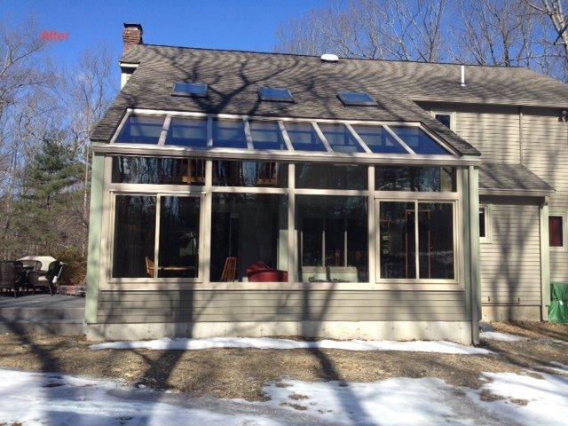 MA Add an All-Season Sunroom Create Space Add Value