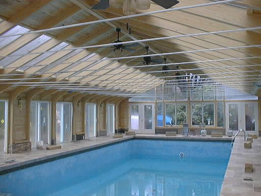 Enclose a Pool or Hot Tub in a Year-Round Sunroom Addition
