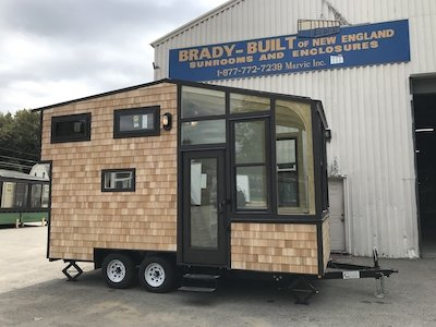 Brady-Built Tiny House