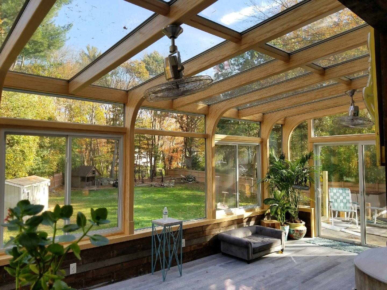 MA-Turn Your Deck Into An All Season Sunroom - Interior