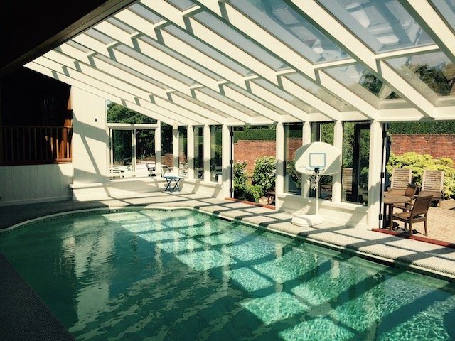 Indoor Pool Enclosure MA