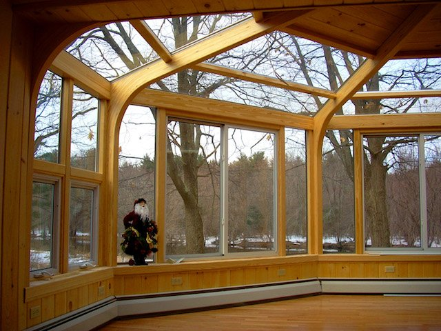 NH Build a All-Season Conservatory Sunroom