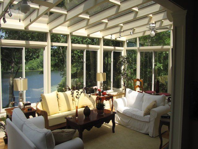 RI Build a All Season Garden Style Sunroom Addition