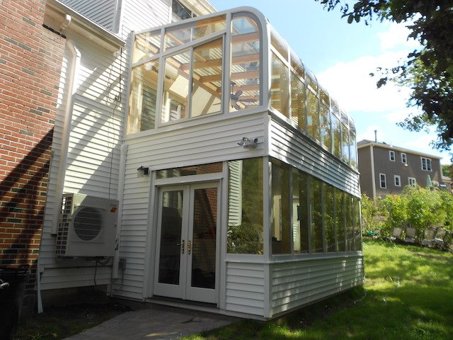 Two-Story Sunrooms and Solariums
